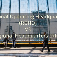 Distinctions between Regional Operating Headquarters (ROHQ) and Regional Headquarters (RHQ)