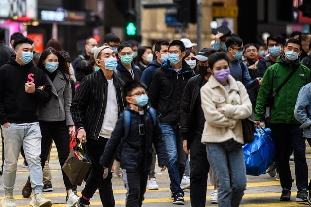HONG KONG-CHINA-HEALTH-VIRUS
