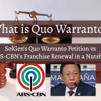 Quo Warranto in a Nutshell: SolGen's Petition on ABS-CBN Franchise Renewal